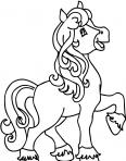 cheval pour les filles