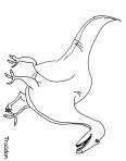 dinosaure troodon
