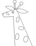girafe pour les enfants