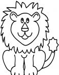 lion qui va chasser