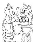 ours fête son anniversaire