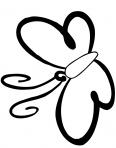 papillon simple