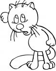 petit chat qui parle