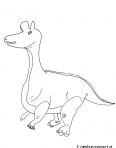un dinosaure un peu spécial